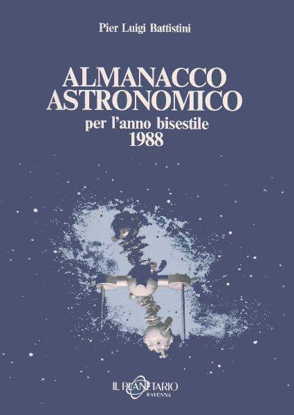Copertina almanacco 1988