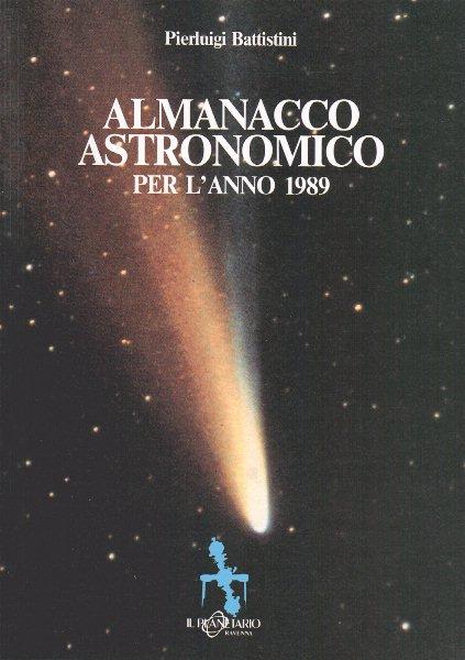 Copertina almanacco 1989