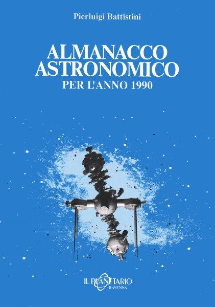 Copertina almanacco 1990
