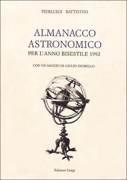 Copertina almanacco 1992