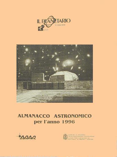 Copertina almanacco 1996