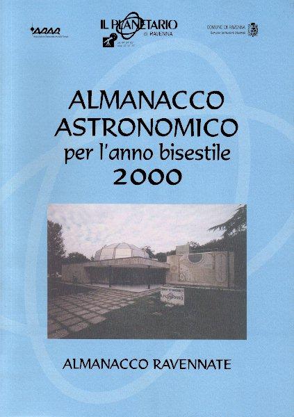Copertina almanacco 2000