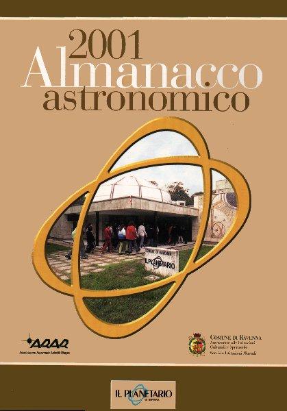 Copertina Almanacco 2001