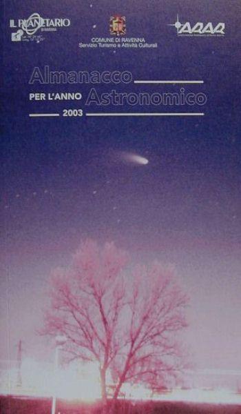 copertina Almanacco 2003