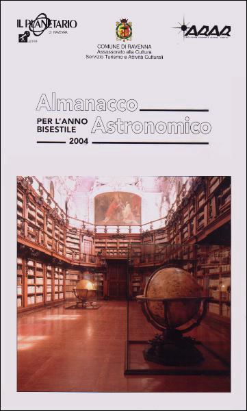 copertina Almanacco 2004