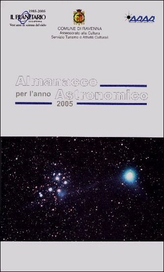 Copertina almanacco 2005