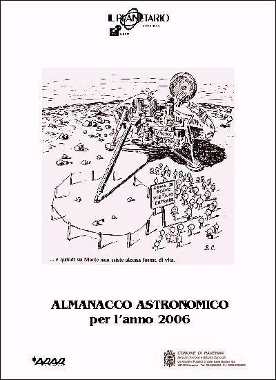 Copertina almanacco 2006