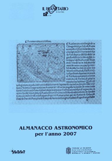 Copertina almanacco 2007