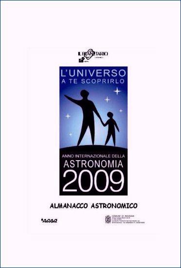 Copertina almanacco 2009