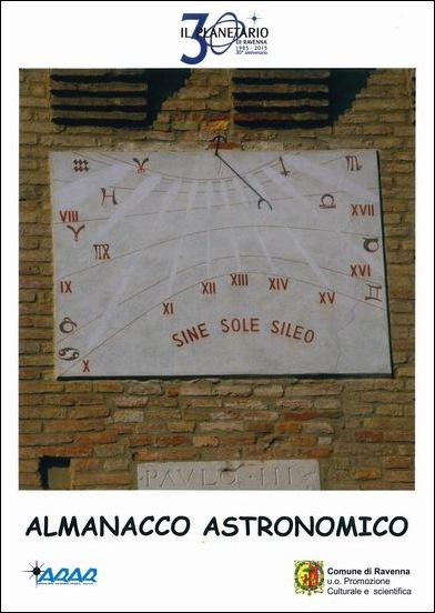 Copertina almanacco 2015