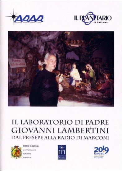 Copertina Il laboratorio di padre Giovanni Lambertini