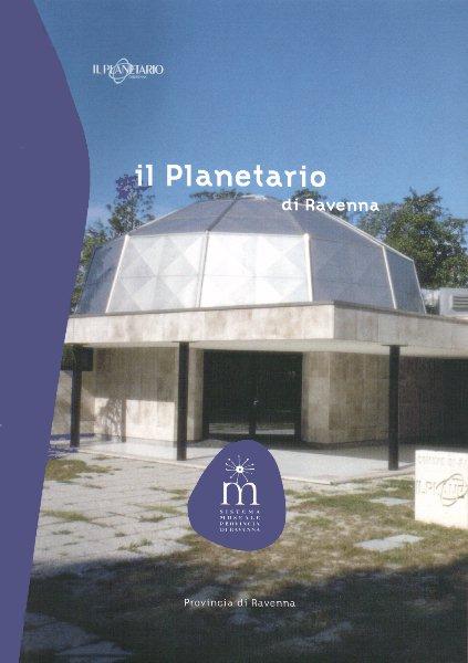 Copertina volume il planetario di Ravenna