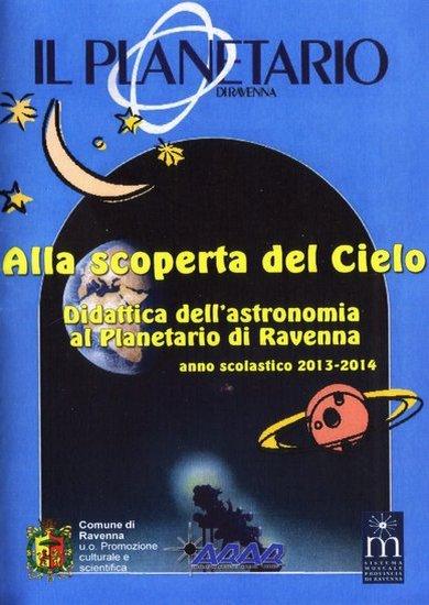 Copertina Alla scoperta del cielo